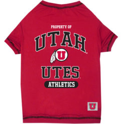 Property of Utah Utes Athletics NCAA Dog TShirt