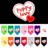 Puppy Love and Dotted Hearts bandana
