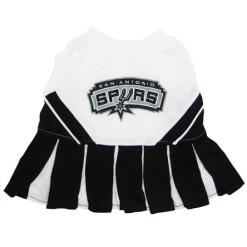 San Antonio Spurs cheerleader dress