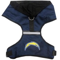 San Diego Chargers NFL Mesh Dog Harness
