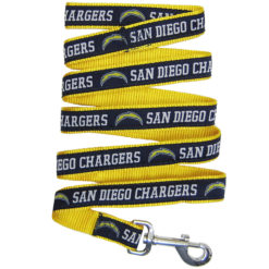 San Diego Chargers NFL Nylon Dog Leash