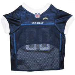 San Diego Chargers jersey front