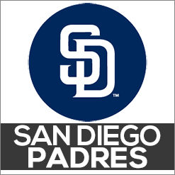 San Diego Padres Dog Products