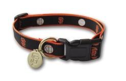 San Francisco Giants reflective dog collar and ID Tag