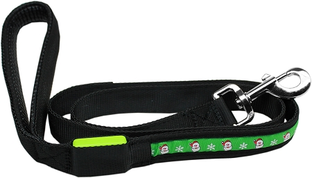 Santa Claus LED Christmas Dog Leash