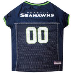 Seattle Seahawks NFL Dog Jersey