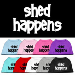 Shed Happens t-shirt sleeveless