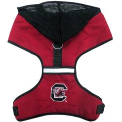 South Carolina Gamecocks NCAA Mesh Dog Harness