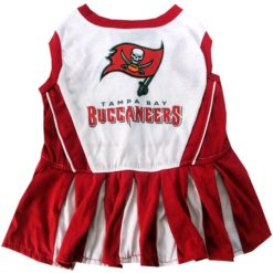 Tampa Bay Buccaneers NFL Cheerleader Dog Dress