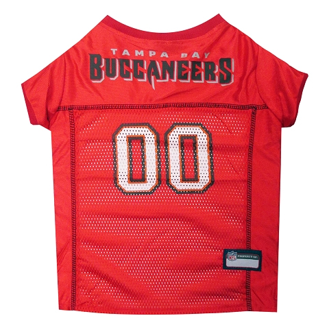 Tampa Bay Buccaneers NFL Dog Jersey