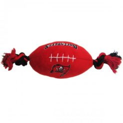 Tampa Bay Buccaneers NFL plush football dog toy