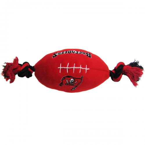 Tampa Bay Buccaneers NFL plush football dog toy