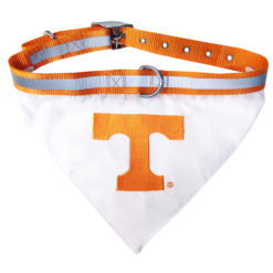 Tennessee Vols NCAA Dog Adjustable Collar and Bandana