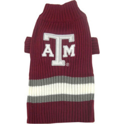 Texas A&M Aggies NCAA turtleneck dog sweater
