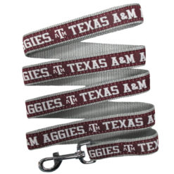 Texas A&M Aggies Nylon Dog Leash