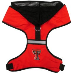 Texas Tech Raiders Mesh Dog Harness