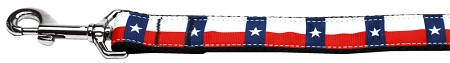 Texas state flag dog leash
