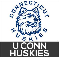 U Conn Huskies Dog Products