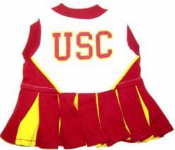 USC Trojans NCAA dog cheerleader dress