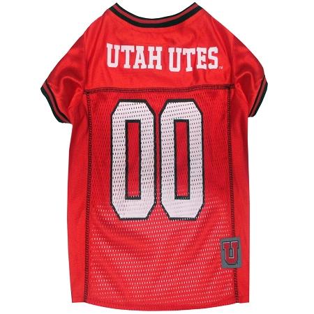 Utah Utes NCAA Dog Jersey