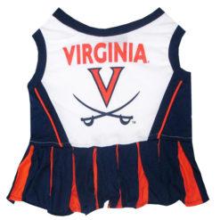 Virginia Cavaliers NCAA Dog Cheerleader Dress