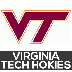 Virginia Tech Hokies Dog Products
