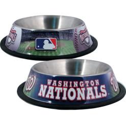 Washington Nationals Stainless dog bowl