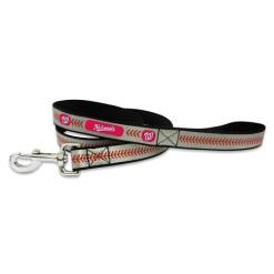 Washington Nationals reflective dog leash