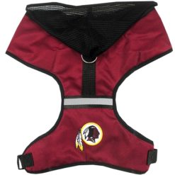 Washington Redskins NFL Dog Mesh Harness