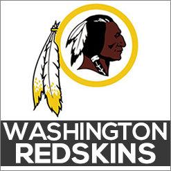 Washington Redskins Dog Products