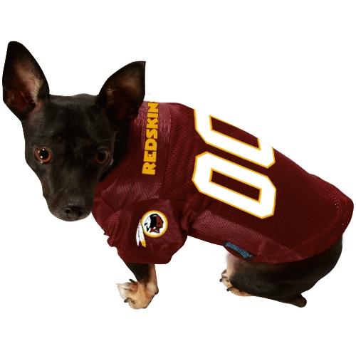 6668575e5 Washington Redskins Dog Jersey - Style  2 - PetImpulse.com