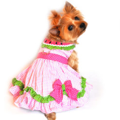 Watermelon Dog Dress