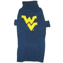 West Virginia University Turtleneck Dog Sweater